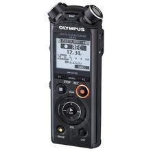 "Diktafon, digitální, 8GB paměť, OLYMPUS ""LS-P2"", černý"