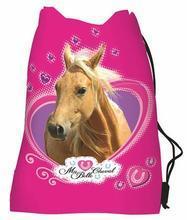 """Sáček na tělocvik """"My Little Friend"""", UNIPAP, kůň"""