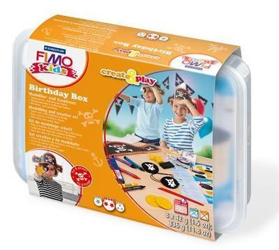 FIMO kids narozeninový box - Piráti