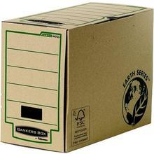 "Archivační krabice ""BANKERS BOX® EARTH SERIES by FELLOWES®"", 200 mm, FELLOWES"