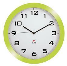 """Nástěnné hodiny """"Horissimo"""", zelená, 38 cm, ALBA"""