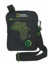 "Taška přes rameno ""National Geographic"", kompas, malá, UNIPAP, žlutá"