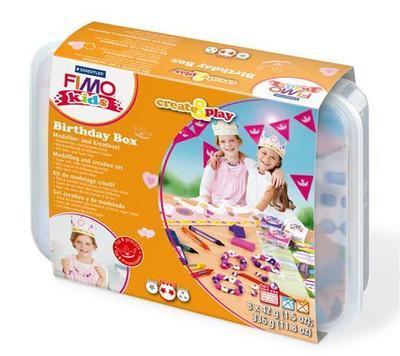 FIMO kids narozeninový box - Princezny