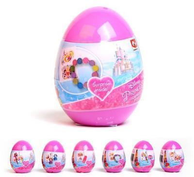 """Vajíčko s překvapením """"Disney princess"""", CANENCO"""