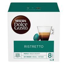 """Kapsle do kávovaru, 16 ks, NESCAFÉ """"Dolce Gusto Espresso Ristretto"""""""