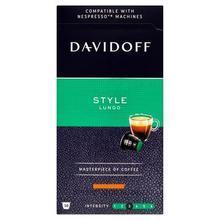 """Kávové kapsle """"Style"""", 10 ks, DAVIDOFF"""