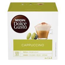 """Kapsle do kávovaru, 16 ks, NESCAFÉ """"Dolce Gusto Cappuccino"""""""