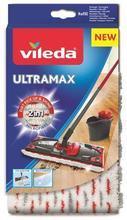 """Náhradní mop """"Ultramax"""", plochý, 2v1, VILEDA"""