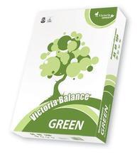 """Xerografický papír, recyklovaný, A4, 80g, """"Balance Green"""" VICTORIA"""