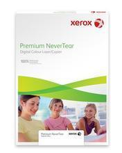 """Odolné médium """"Nevertear"""", polyester, A4, 95 micron, voděodolné, XEROX"""
