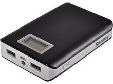 Portable powerbank - přenosná baterie, 12000 mAh, SANDBERG