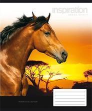 "Sešit ""Horses"", A5, čtverečkovaný, 32 listů, UNIPAP"