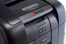 "Skartovací stroj ""Auto+600X"", 600 listů, REXEL  - 2/6"