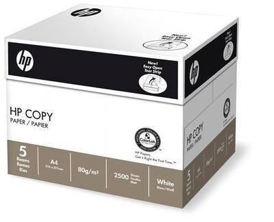 """Xerografický papír """"Copy"""", A4, 80 g, HP"""