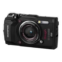 """Fotoaparát """"TG-6"""", černá, 4K, Wi-Fi, vodotěsný, OLYMPUS"""