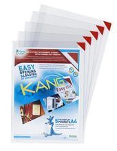 """Prezentační složka """"Kang"""", červená, A3, samolepící, TARIFOLD"""
