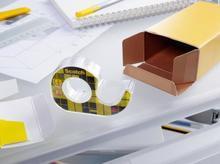 Lepicí páska oboustranná s odvíječem, 12mm x 6,3m, 3M/SCOTCH - 2/3