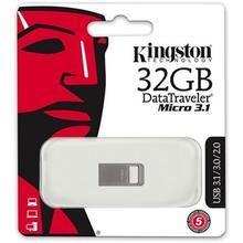 """USB Flash disk """"DTMC3"""", stříbrná, 32GB, USB 3.1, KINGSTON"""