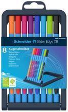 """Kuličkové pero """"Slider Edge XB"""", různé barvy, 0,7 mm, s víčkem, SCHNEIDER"""