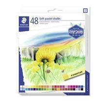 """Pastelové křídy """"Design Journey"""", sada, 48 barev, STAEDTLER"""