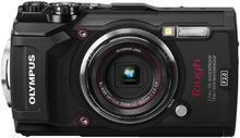 "Fotoaparát k extrémním sportům, 12 MP, 4x zoom, OLYMPUS ""TG-5"", černý"