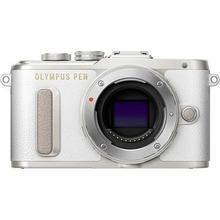"""Digitální fotoaparát, bílé tělo, OLYMPUS """"E-PL8"""""""