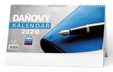 Stolní kalendář - Daňový kalendář, BALOUŠEK