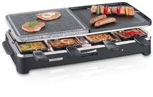 Raclette gril pro 8 osob, SEVERIN