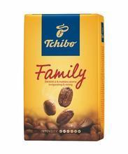 """Káva mletá, pražená, vakuově balené, 250 g, TCHIBO """"Tchibo Family"""""""