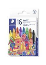 "Voskovky ""Noris Club"", 16 barev, STAEDTLER"