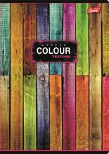 "Sešit ""Color"", linkovaný, A5, 96 listů, UNIPAP"