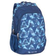 """Batoh """"Cots Blue Wave"""", modrá-světle modrá, 22 litrů, PULSE"""