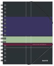 """Blok """"Executive Active"""", drátěná kroužková vazba, A5, čtverečkovaný, 80 listů, LEITZ"""