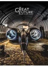 """Sešit """"Great future"""", čtverečkovaný, mix, A5, 36 listů, SHKOLYARYK"""