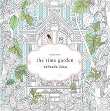 """Antistresové omalovánky """"Zahrada času"""", Daria Song"""