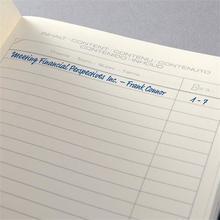 """Záznamní kniha """"Conceptum"""", růžová, měkké desky, A6, čtverečkovaná, 194 listů, SIGEL"""