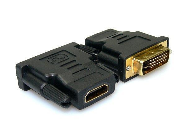 DVI - HDMI adaptér, M/F, SANDBERG
