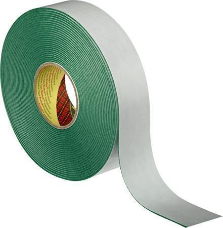 """Lepicí páska """"Scotch flock 383-M"""", zelená, 50 mm x 10 m, 3M SCOTCH"""