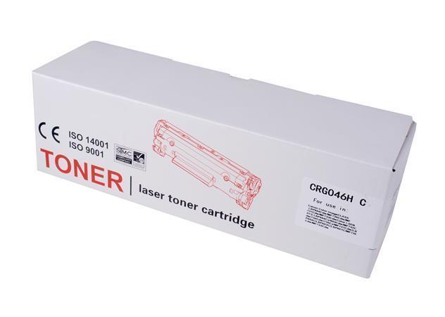 CRG-046HC toner cartridge, TENDER®, cyan, 5 000 stran