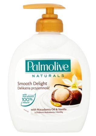 "Tekuté mýdlo, 0,3 l, PALMOLIVE Smooth Delight ""Macadamia Oil and Vanilla"""