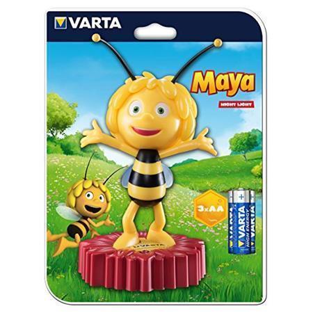 """Svítilna """"Včelka Mája"""", 3xAA, LED, noční světlo, VARTA"""