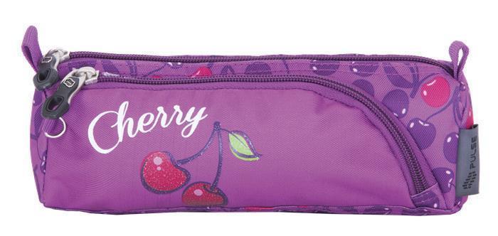 """Penál """"Cherry"""", růžová, PULSE"""
