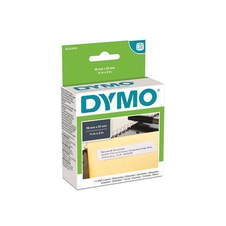 Štítky pro LW štítkovač, 19x51 mm, 1 000 ks, DYMO