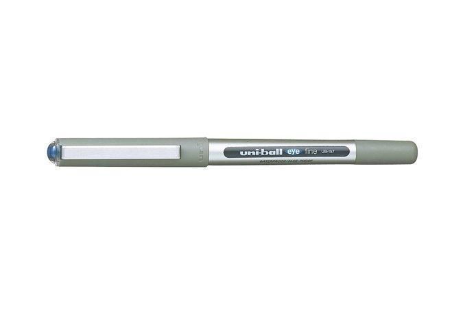 "Roller ""UB-157 Eye Fine"", modrá, 0,5mm, UNI"