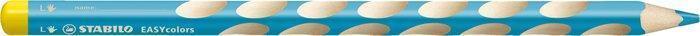 """Barevná pastelka """"Easycolours"""", trojhranná, pro leváky, nebeská modř, STABILO"""
