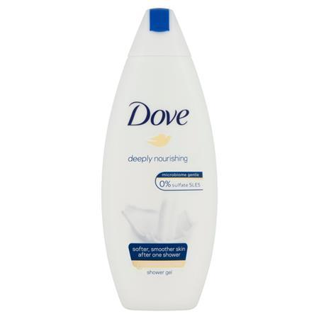 "Sprchový gel ""Deeply Nourishing"", 250 ml, DOVE"