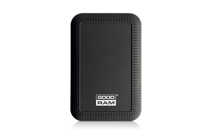 "2,5"" HDD (hard-disk), 1TB,  USB 3.0, GOODRAM, černý"