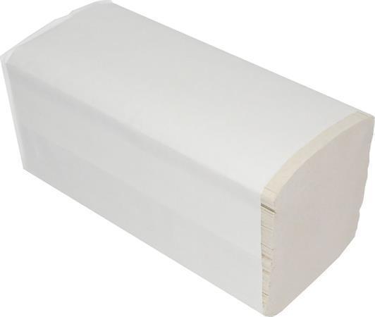 """Ručníky, papírové, skládané, H3 systém, TORK """"Singlefold"""", bílé"""