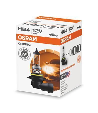 """Halogenová žárovka """"Original Line"""", HB4, 51W, 12V, 1ks, OSRAM"""