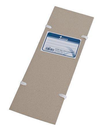 """Spisové desky """"Basic"""", s tkanicí, 110x310 mm, VICTORIA Počet kusů v balení: 20"""